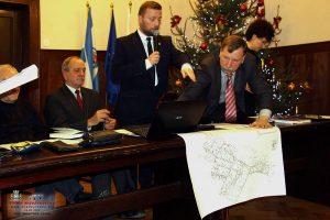 Spotkanie burmistrza Międzyrzecza z Właścicielami Domków Letniskowych
