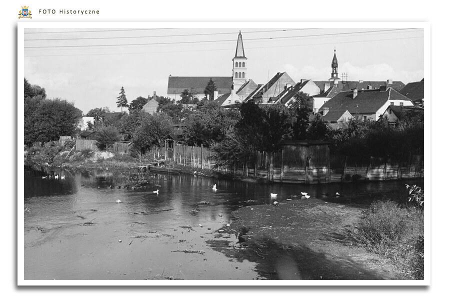 Meseritz - Międzyrzecz - nad Obrą - 1935 rok