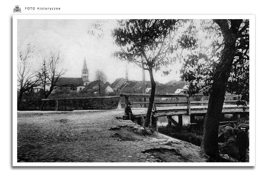 Meseritz - Międzyrzecz - Mostek przez Obrę