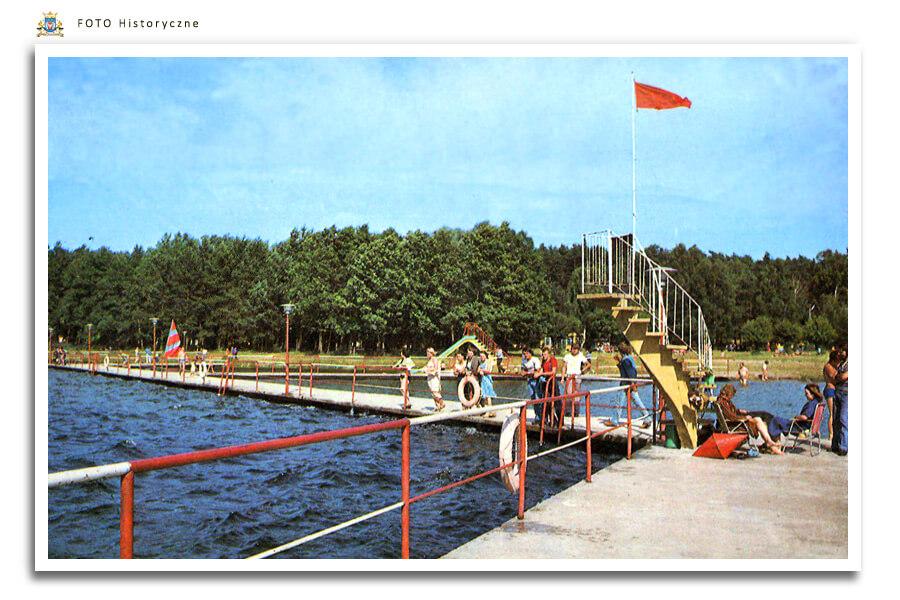 Meseritz - Międzyrzecz - Jezioro Głębokie - ok. 1975 r.