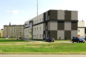 Komenda Policji powiatowej w Międzyrzeczu