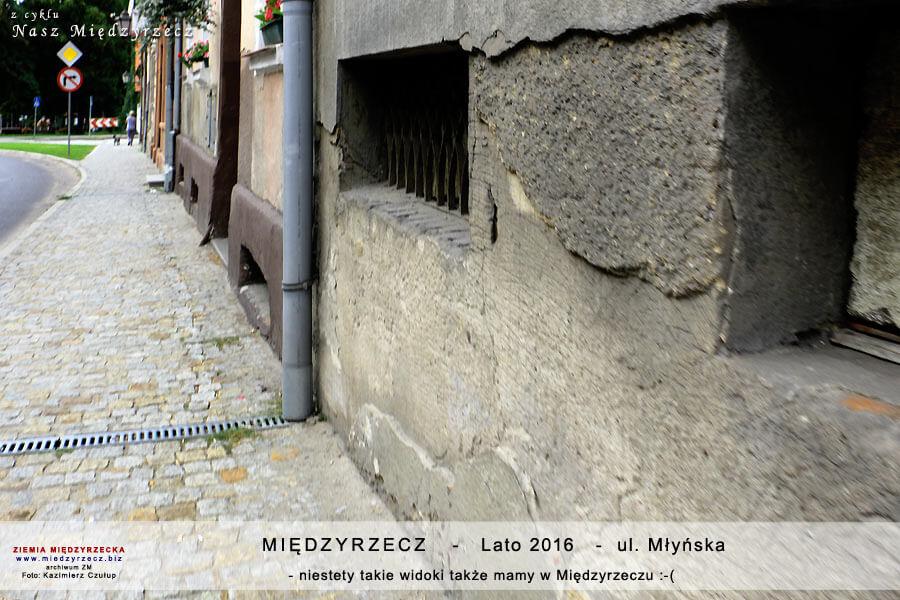 Międzyrzecz - ul. Młyńska