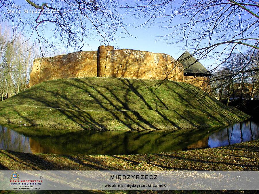 Międzyrzecz - Zamek