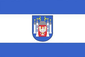 Flaga Gminy Międzyrzecz