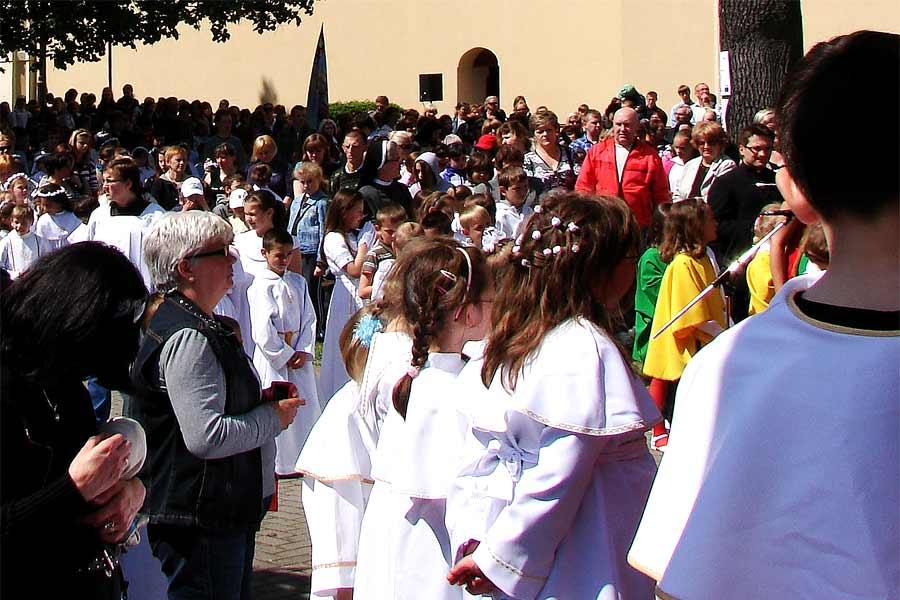 Diecezjalny Dzień Dziecka