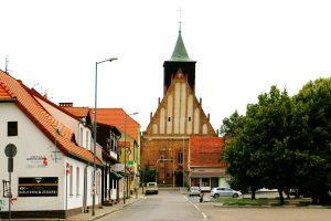 Kościół pw. św. Jana Chrzciciela w Międzyrzeczu