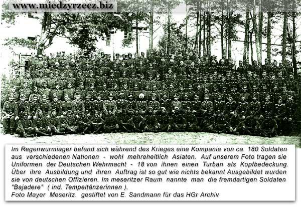 Foto historyczne Kęszycy Leśnej