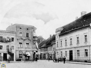 Międzyrzecz - Rynek przed wojna