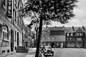 Międzyrzecz - Rynek, przed wojną