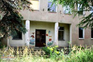 Międzyrzecz - budynek byłego przedszkola