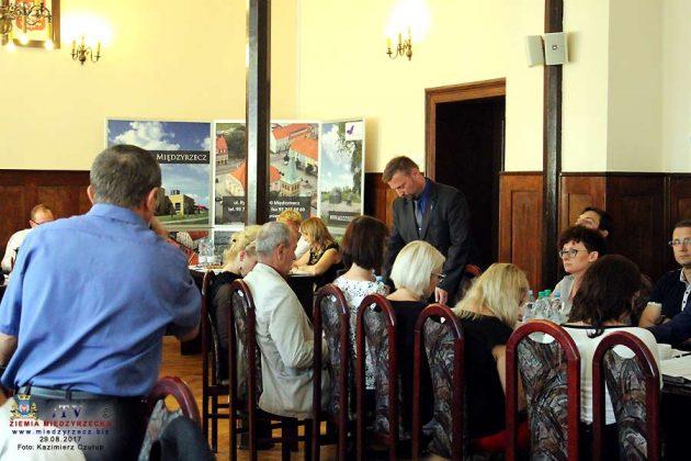 XXXIX sesja Rady Miejskiej w Międzyrzeczu
