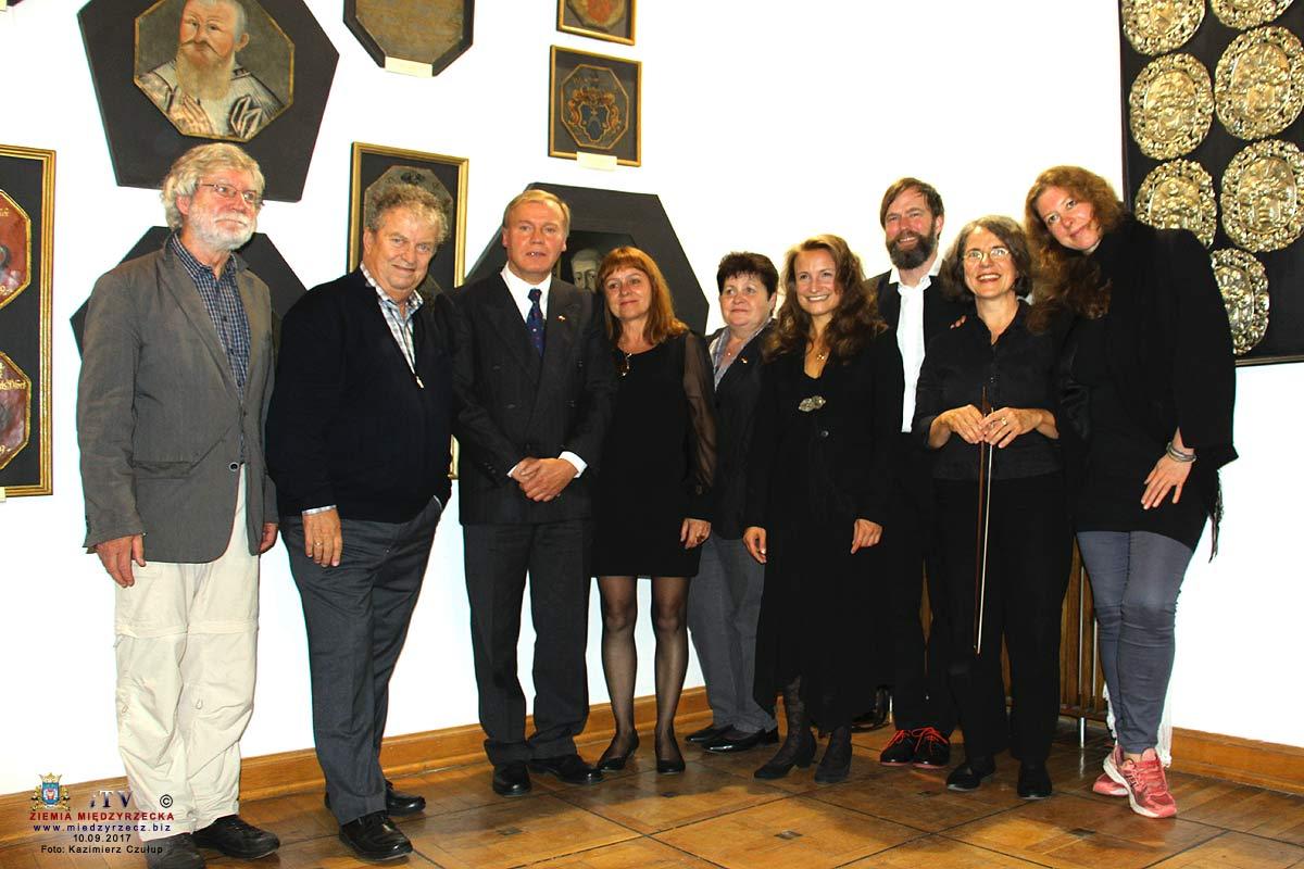 Muzyka Barokowa w Muzeum Ziemi Międzyrzeckiej