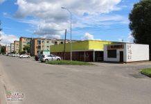 Sklaep na osiedlu Piastowskim w Międzyrzeczu