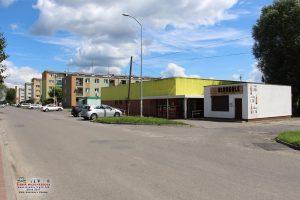 Sklep na osiedlu Piastowskim w Międzyrzeczu