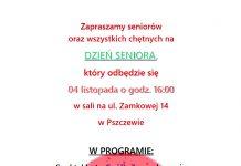 Dzień Seniora w Pszczewie