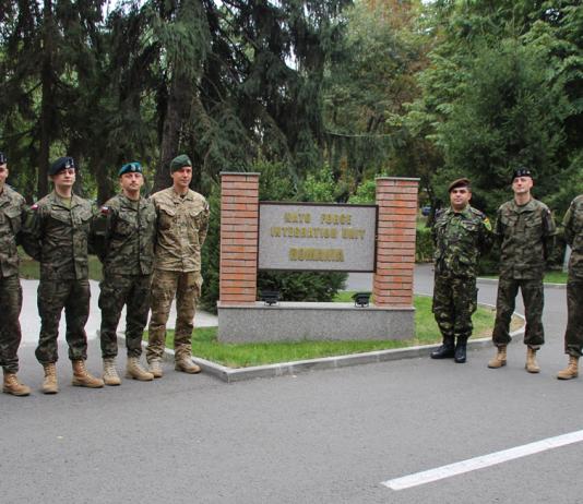 Żołnierze PKW Rumunia