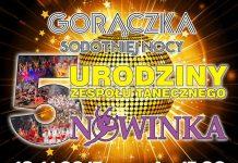 Urodziny Zespołu Nowinka