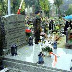 Żołnierze z Międzyrzecza uczcili pamięć patrona brygady