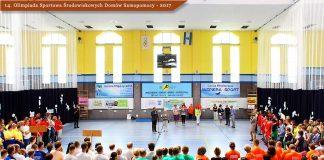 14. Olimpiada Sportowa Środowiskowych Domów Samopomocy