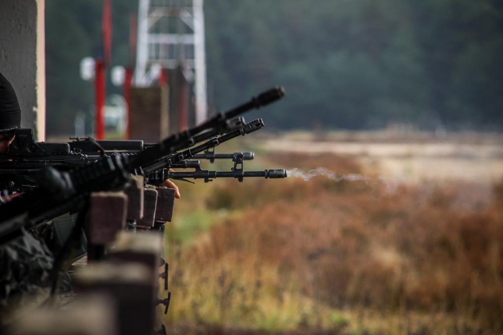 Strzelanie Sytuacyjne na OSPWL Wędzrzyn