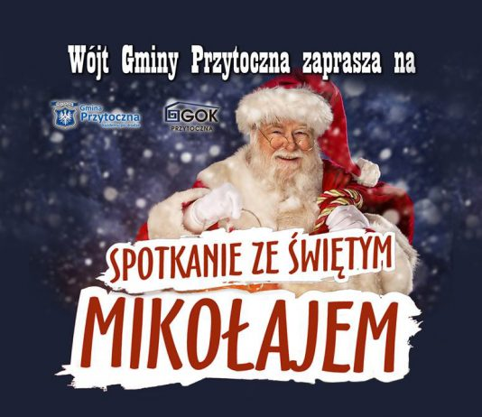 Spotkanie z Świętym Mikołajem w Przytocznej