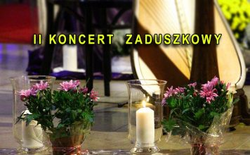 Koncert Zaduszkowy w Międzyrzeczu - 2017