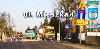 Międzyrzecz: Finał na ul. Mieszka I