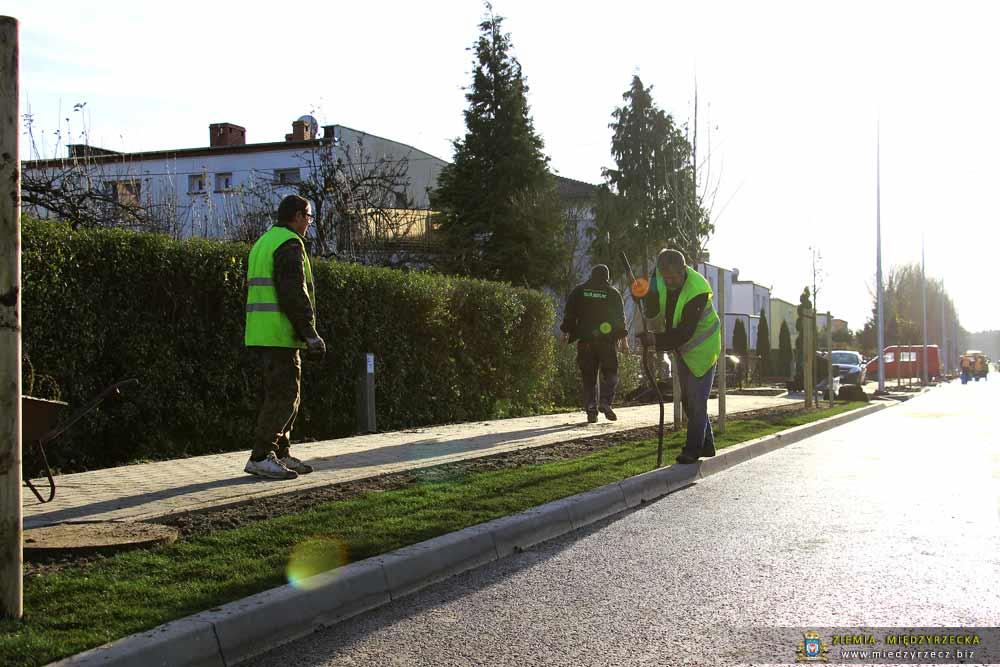 Międzyrzecz:  Finał remontu ul. Mieszka I