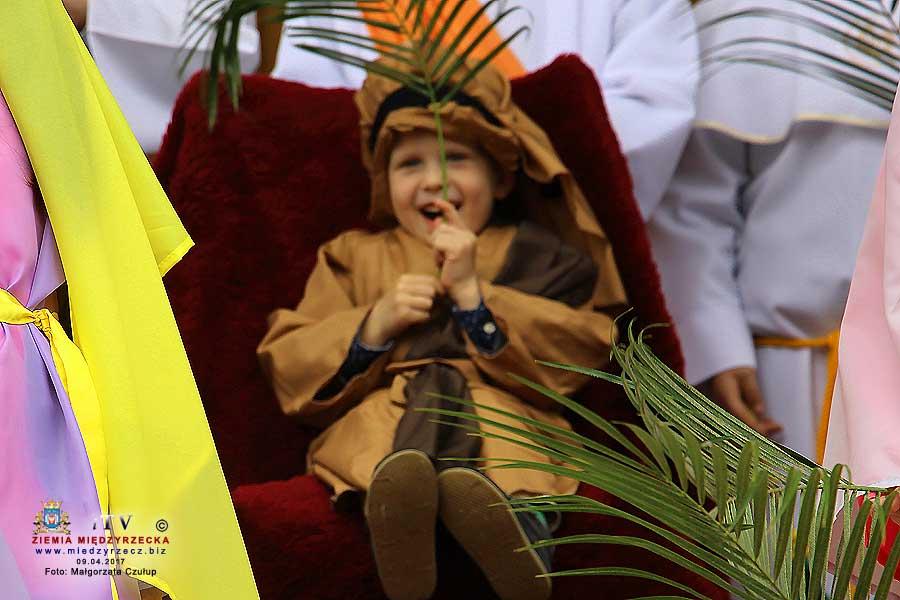 Niedziela Męki Pańskiej - Palmowa w Międzyrzeczu
