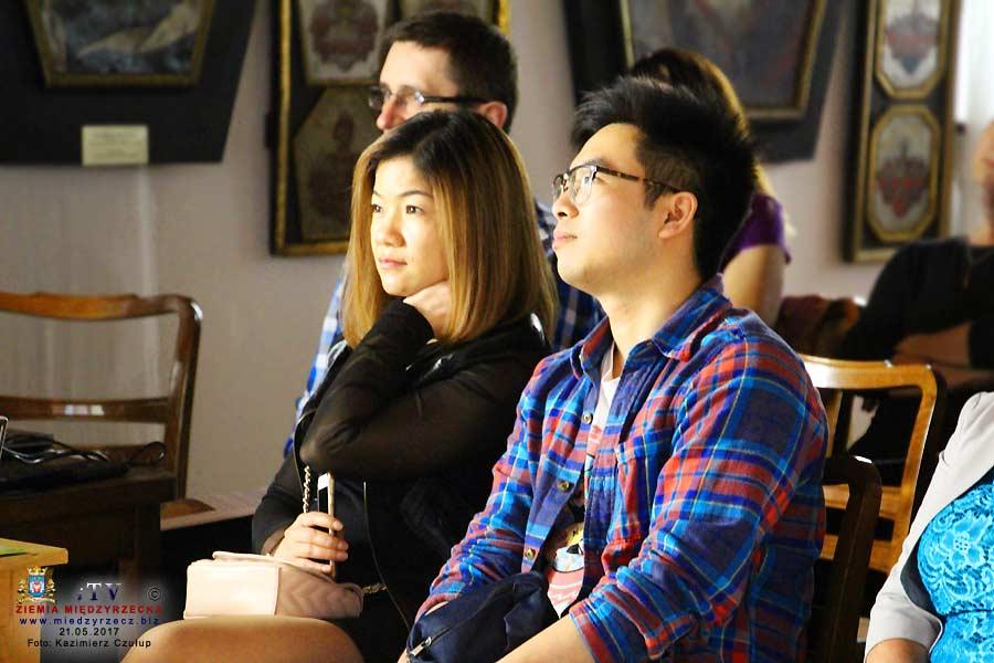 Chińska noc Muzeów w Międzyrzeckim Muzeum