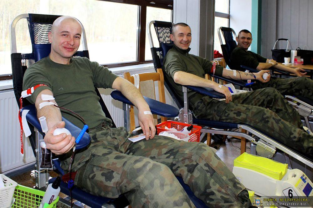 Pomaganie mamy we krwi