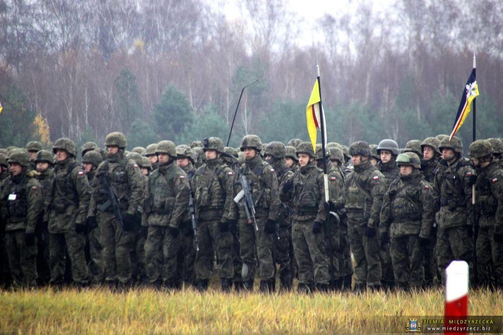 Międzyrzecz: Ruszył Borsuk-17
