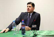 Spotkanie z Posłem Pawłem Pudłowskim w Międzyrzeczu