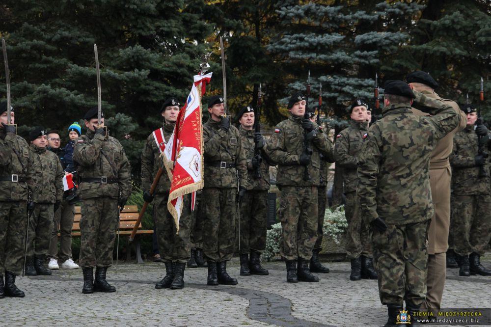 Obchody Święta Niepodległości w Międzyrzeczu