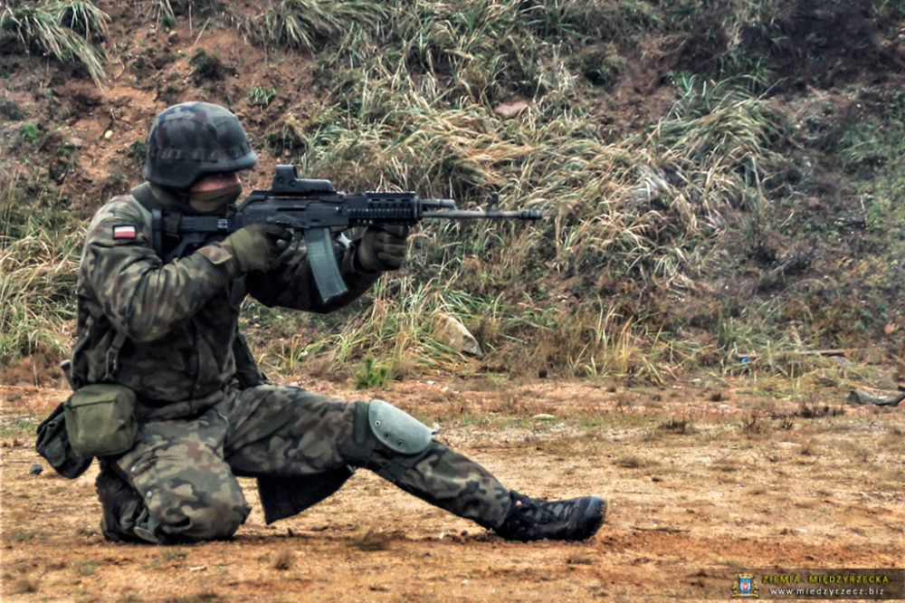 Międzyrzecz: Strzelanie Sytuacyjne