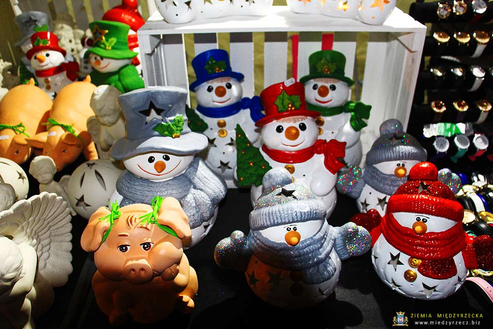 II Bożonarodzeniowy Jarmark w Międzyrzeczu