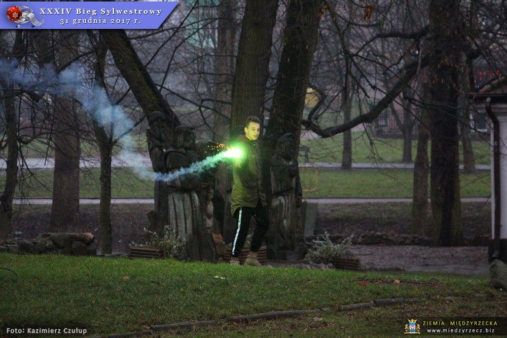 XXXIV BIEG  SYLWESTROWY w Międzyrzeczu - 2017