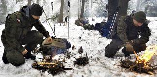 Górskie zmagania żołnierzy 7 batalionu Strzelców Konnych Wielkopolskich