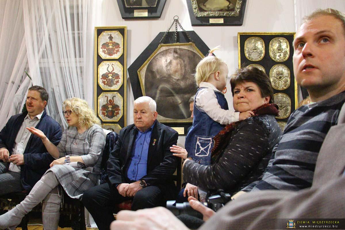Wykład dra hab. Bohdana Halczaka, pt.  Łemkowie na Ziemi Międzyrzeckiej.