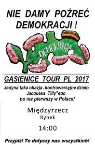 Gąsienica Tour 2017 PL - Międzyrzecz
