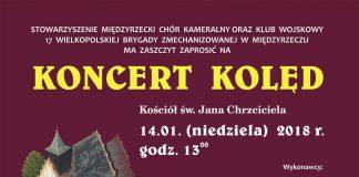 Koncert Kolęd w Międzyrzeczu