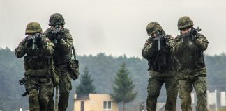 Szkolenie ogniowe PKW RSM