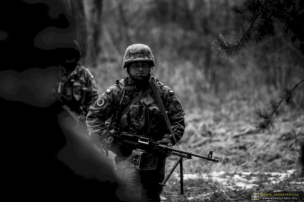 I etap sprawdzenia gotowości drużyn do różnych działań taktycznych.