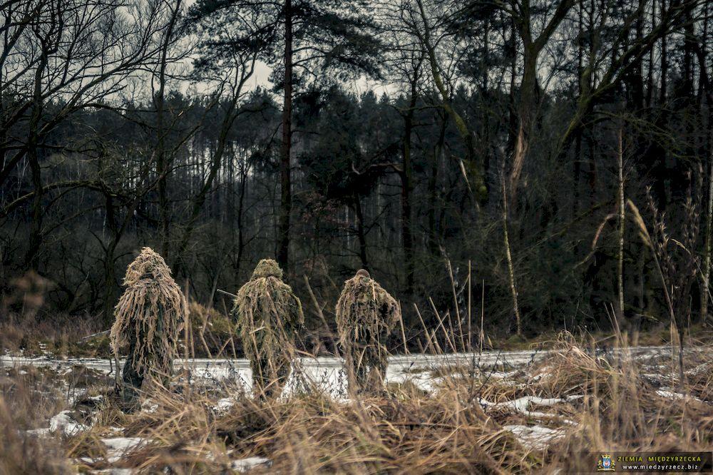 Zgrupowanie szkoleniowe strzelców wyborowych