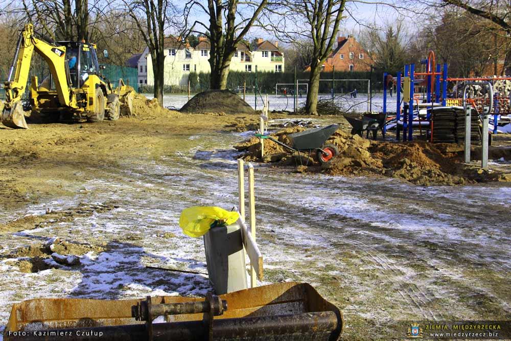 Rozpoczęto budowę nowego przedszkola w Międzyrzeczu