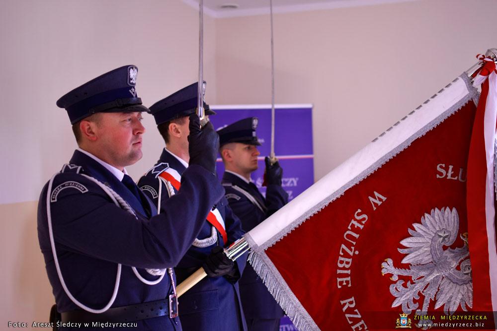 Obchody Święta Służby Więziennej w Areszcie Śledczym w Międzyrzeczu