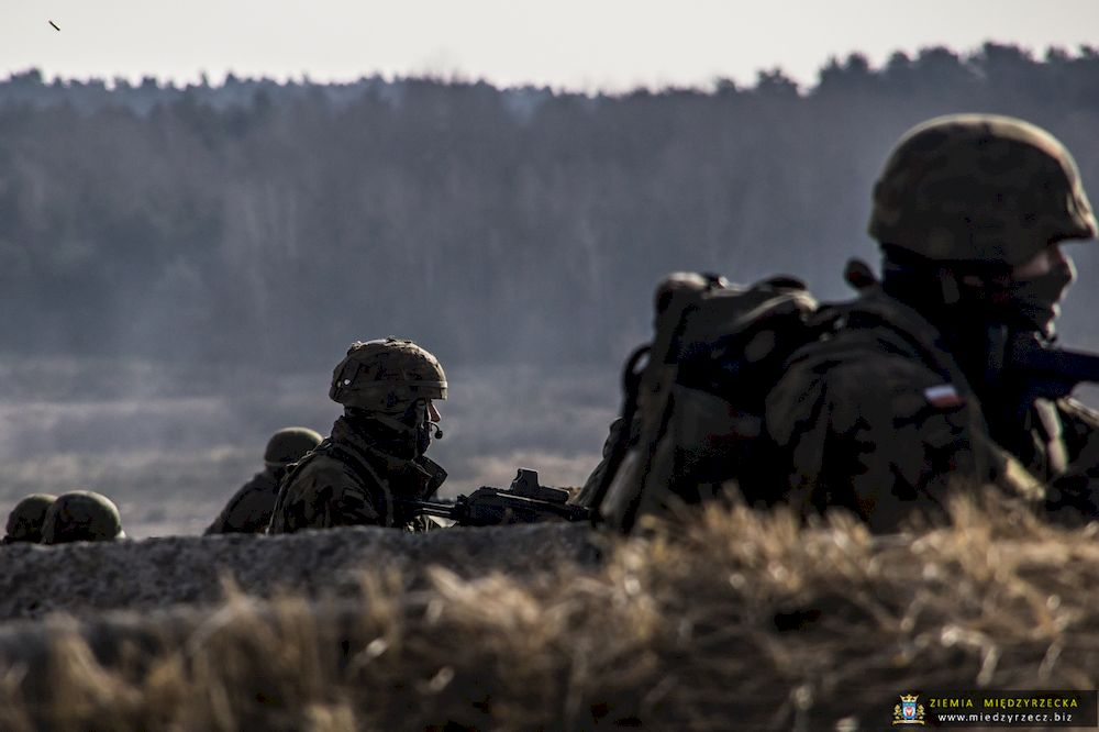Certyfikacja plutonu ochrony VIII zmiany PKW RSM Afganistan