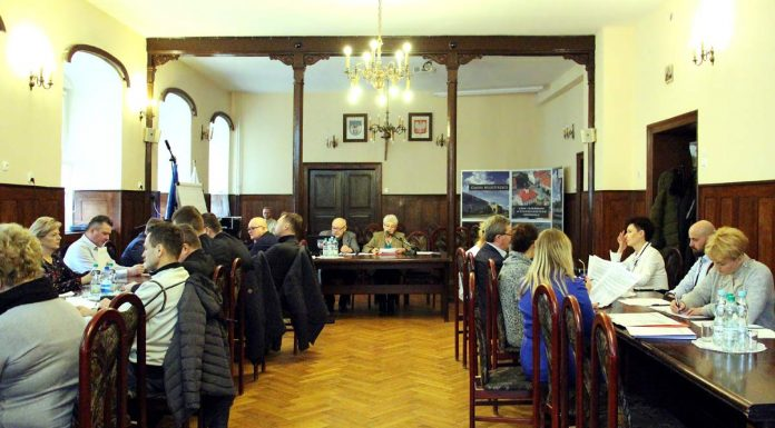 XLVI Sesja Rady Miejskiej w Międzyrzeczu