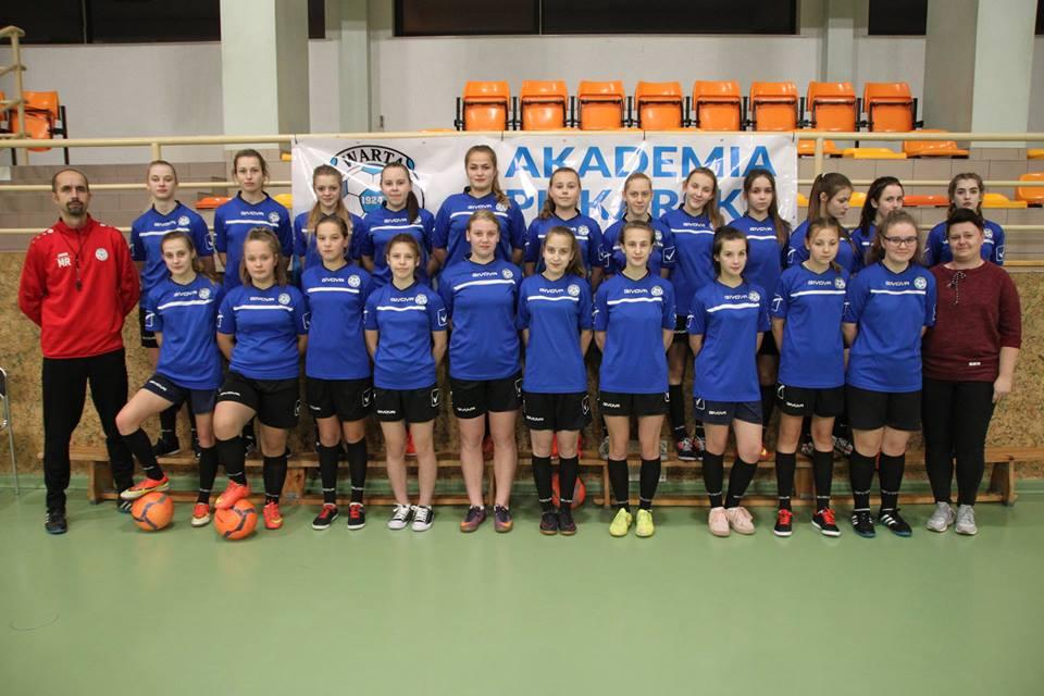 Akademia Piłkarska Warta Girls Międzychód