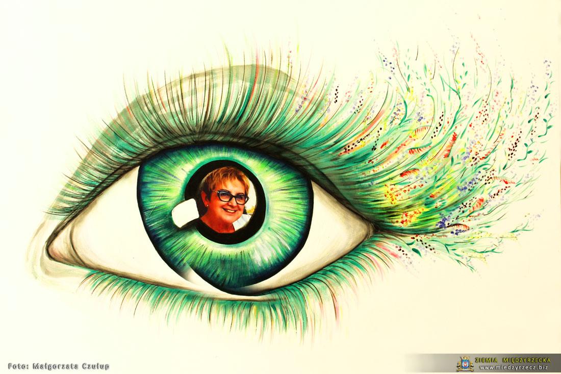 Puszczamy oko do Pani Teresy
